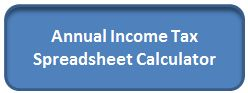 Free Annual Tax Calculator spreadsheet