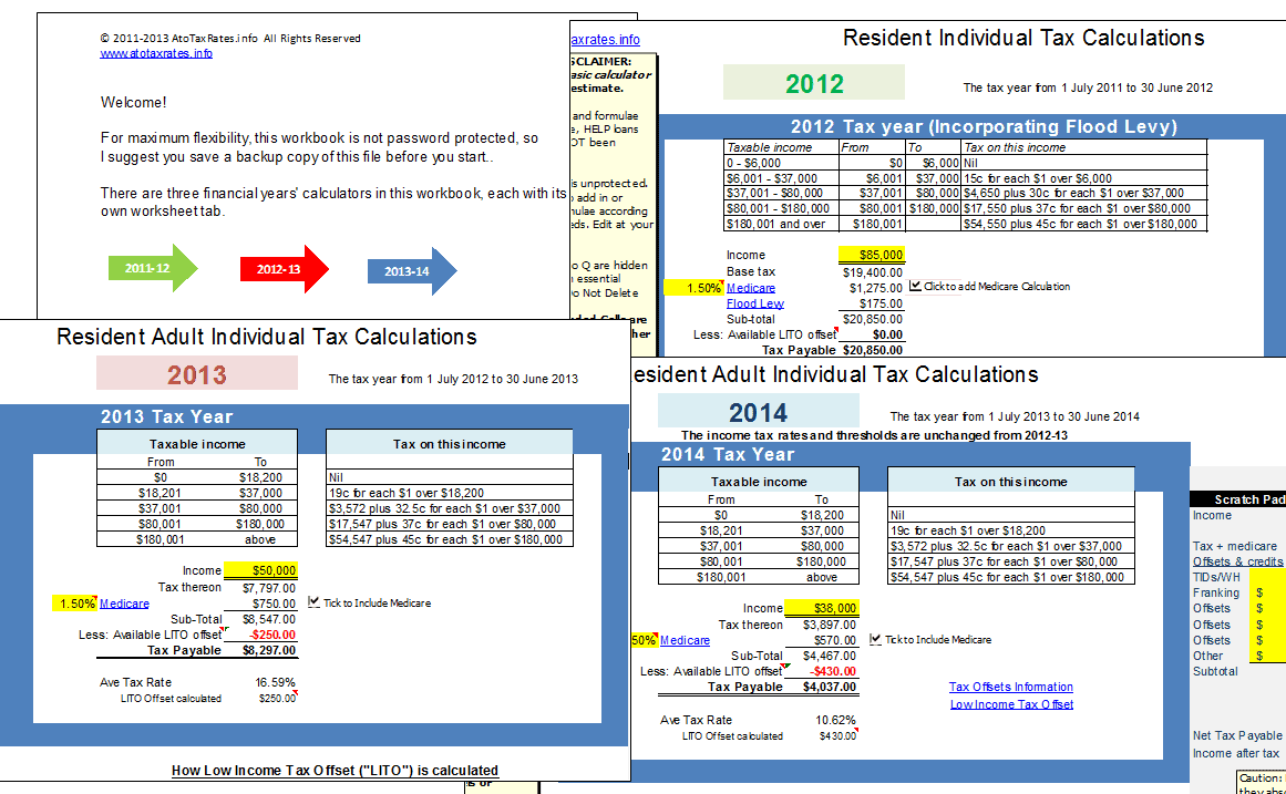 how to add tax in calculator