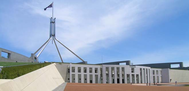 Federal Parliament next sits 13-15 May 2014 - Budget Week