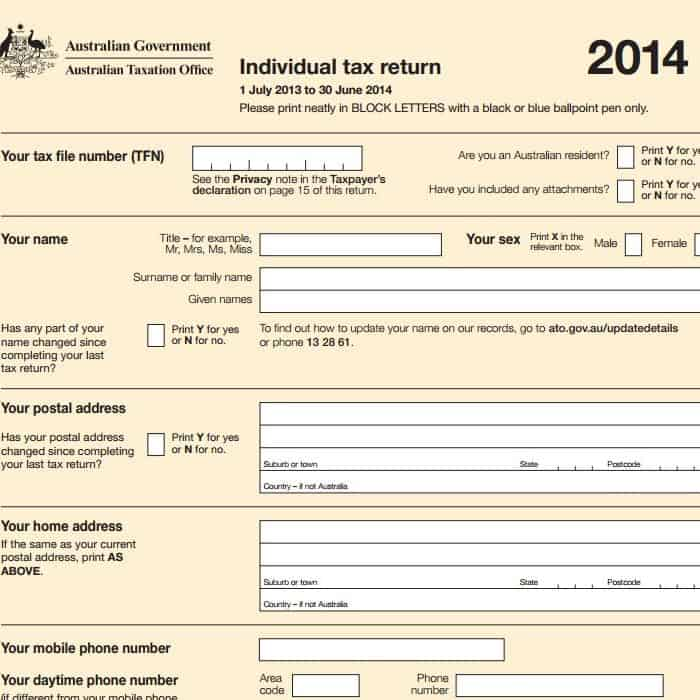 individual-tax-return